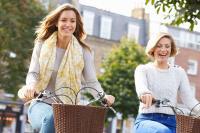 fahrradsattel speziell f r frauen comfort line