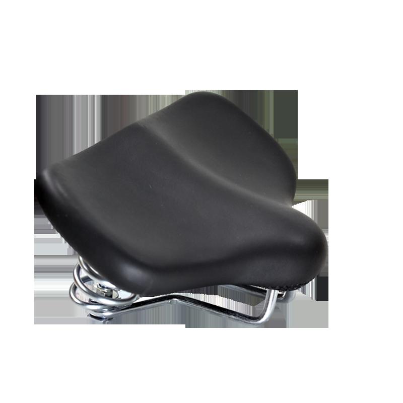 fahrradsattel mit federung comfort line. Black Bedroom Furniture Sets. Home Design Ideas