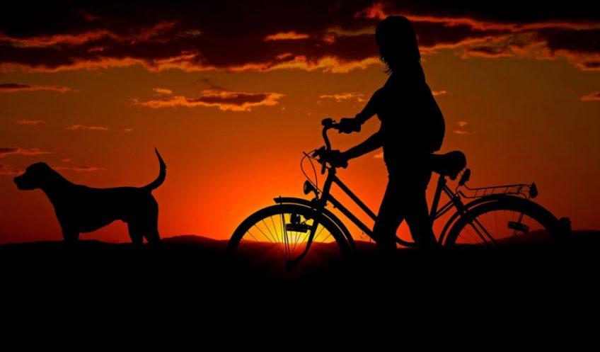 Ohne Schmerzen Fahrrad fahren